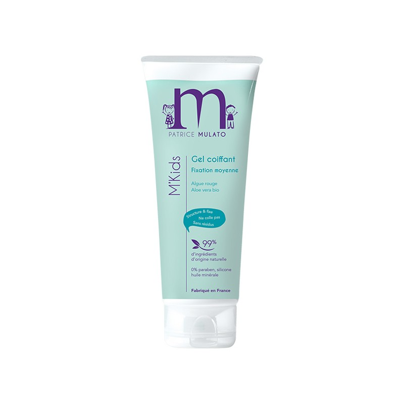 Mulato Gel coiffant M'Kids 100ML, Gel