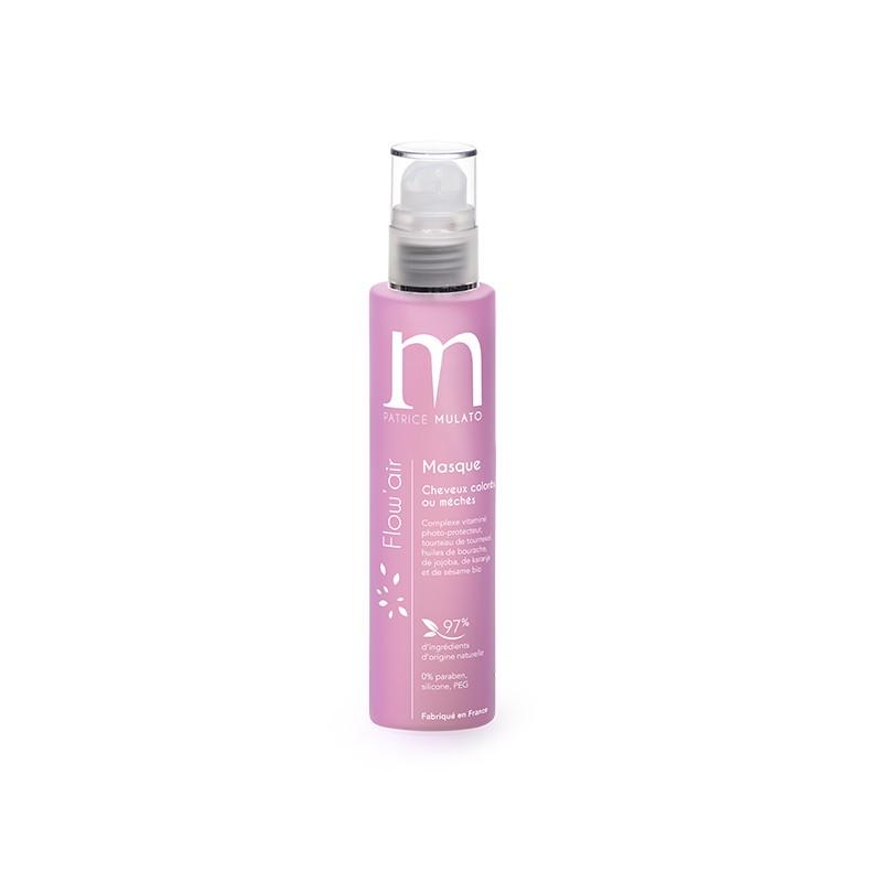 Mulato Masque cheveux colorés Flow'air 200ML, Après-shampoing naturel