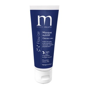 Masque nutritif cheveux secs Flow'air