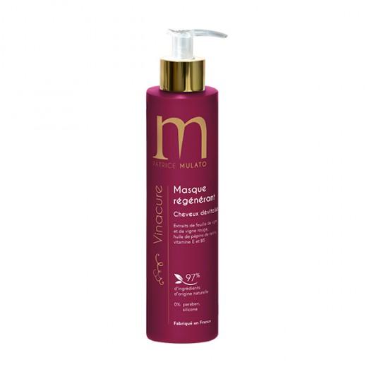 Mulato Masque régénérant Vinacure 200ML, Après-shampoing naturel