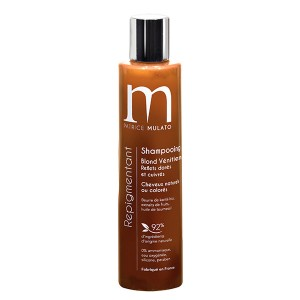 Mulato Shampooing Repigmentant Blond vénitien 200ML, Shampoing naturel
