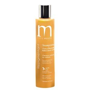 Mulato Shampoing Repigmentant Ocre d'havane 200ML, Shampoing naturel