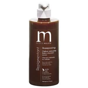 Mulato Shampoing Repigmentant Ombre naturelle 500ML, Shampoing naturel