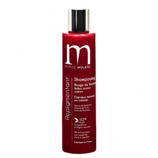 Shampooing repigmentant rouge venise 200ml
