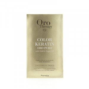 Oro Therapy Petit nuancier Color Keratin Oro Puro, Nuancier