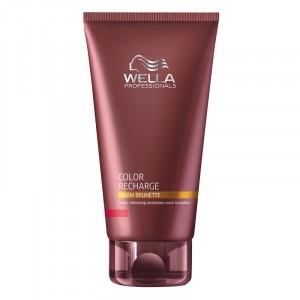 Wella Après-shampooing raviveur Color recharge Warm Brunette 200ML, Après-shampoing avec rinçage