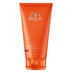 Wella Après-shampooing hydratant cheveux épais Enrich 200ML, Après-shampoing avec rinçage