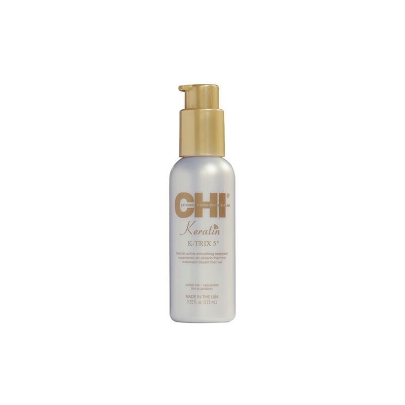 Chi Traitement lissant thermal Keratin 115ML, Spray cheveux
