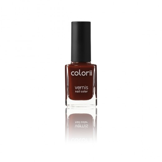 Colorii Vernis à ongles Black cherry 11ML, Vernis à ongles couleur