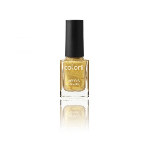 Colorii Vernis à ongles minéral Give me gold 11ML, Vernis à ongles couleur