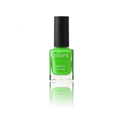 Vernis fluo green colorii 11ml