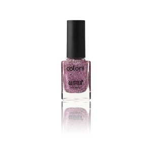 Colorii Vernis à ongles Glitter Ladies night 11ML, Vernis à ongles couleur
