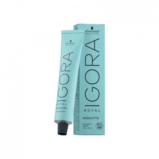 Schwarzkopf Coloration permanente Igora Royal Highlift 60ML, Coloration d'oxydation