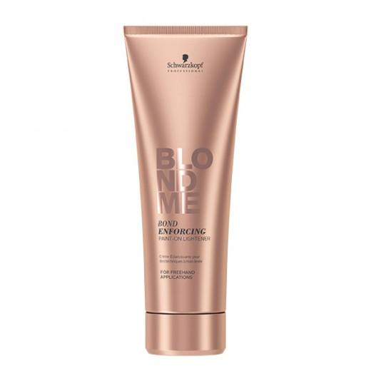 Schwarzkopf Crème éclaircissante BlondMe  Bond Enforcing 250ML, Crème éclaircissante