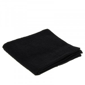 Serviette Grand Teint Noir